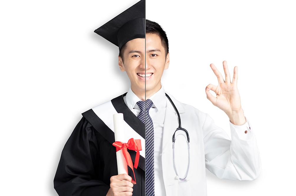 medical student graduate